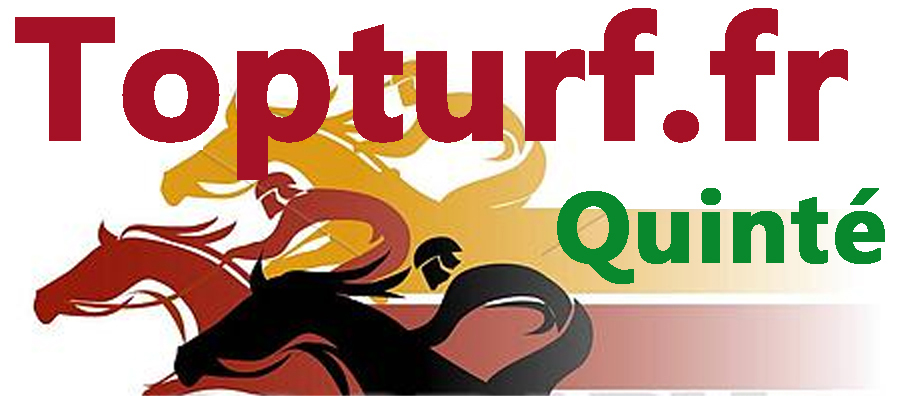 TOP TURF - PMU - TURF - Tiercé - Quarté - Quinté - Partants